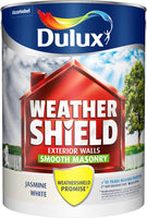 Dulux Retail Weathershield Exterior Smooth Masonry (Ready Mixed Colours)