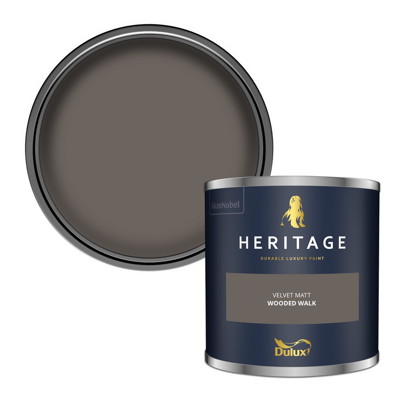 Dulux Heritage Tester Wooded Walk 125ml