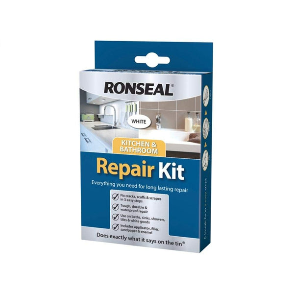 Ronseal 60g Kitchen and Bathroom Repair Kit