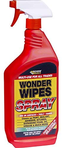 Everbuild Wonder Wipes Spray