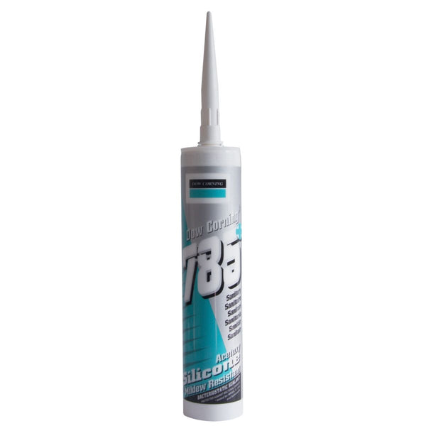 Dow Corning 785 Sanitary Silione Sealant - White/Clear