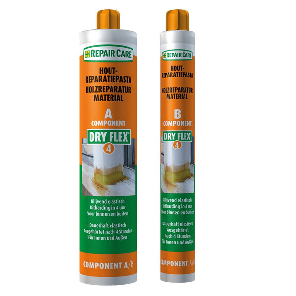 Repair Care International DRY FLEX® 4 Wood Joinery Repair Resin