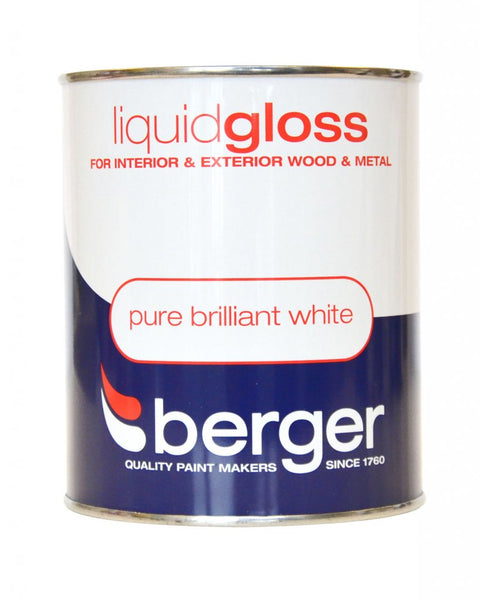 Berger Liquid Gloss Pure Brilliant White