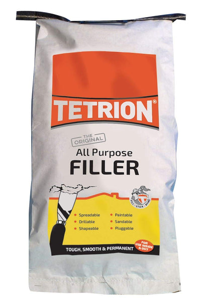 Tetrion All Purpose Powder Filler 5kg/10kg