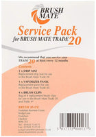 Brush Mate Service Pack Trade 20
