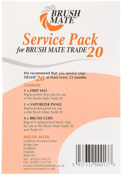 Brushmate Service Pack Trade 20