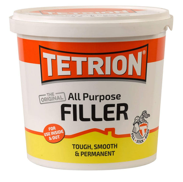Tetrion Ready Mix Filler (All sizes)
