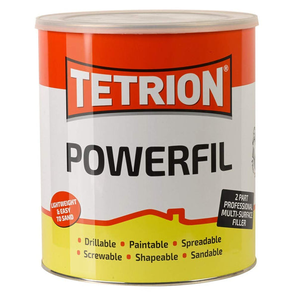 Tetrion Powerfil Filler White & Natural (All sizes)