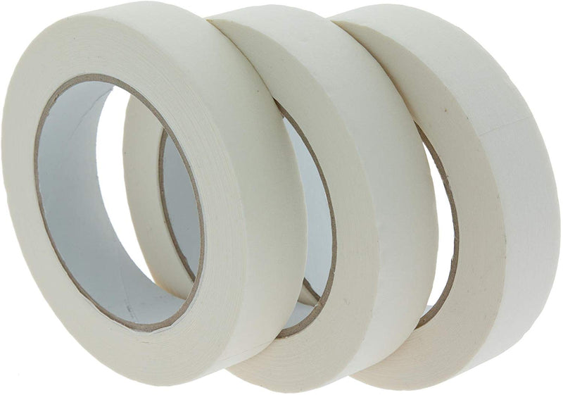 ProDec Masking Tape Value Bundle 50M roll (Pack of 3)
