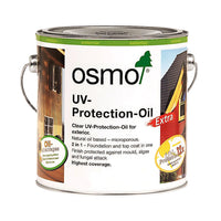 Osmo UV Protection Exterior Clear (All Finishes)