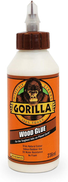 Gorilla Wood Glue (All Sizes)