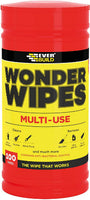 Multi-Use Wonder Wipes (100)