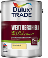 Dulux Trade Weathershield Smooth Masonry Ready Mixed