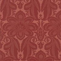 Little Greene - London Wallpapers IV - Albermarle St - Flame