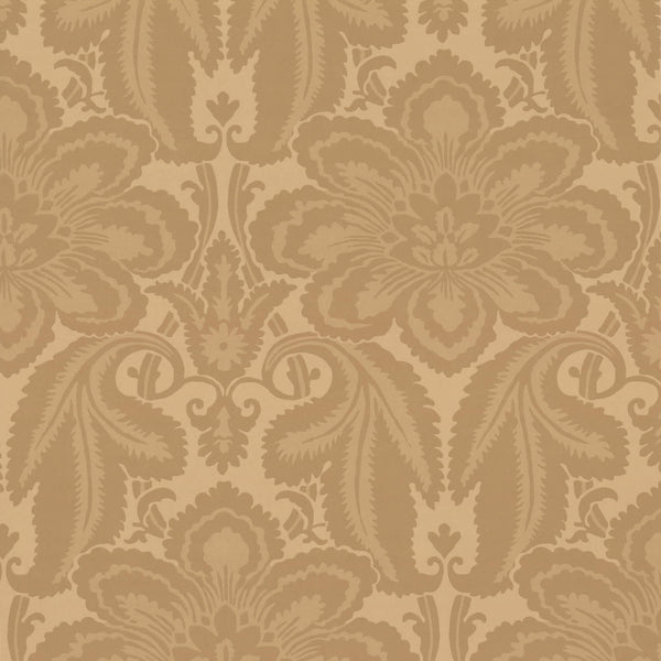 Little Greene - London Wallpapers IV - Albermarle St - Gold