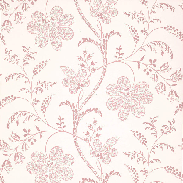 Little Greene - London Wallpapers V - Bedford Square - Hellebore