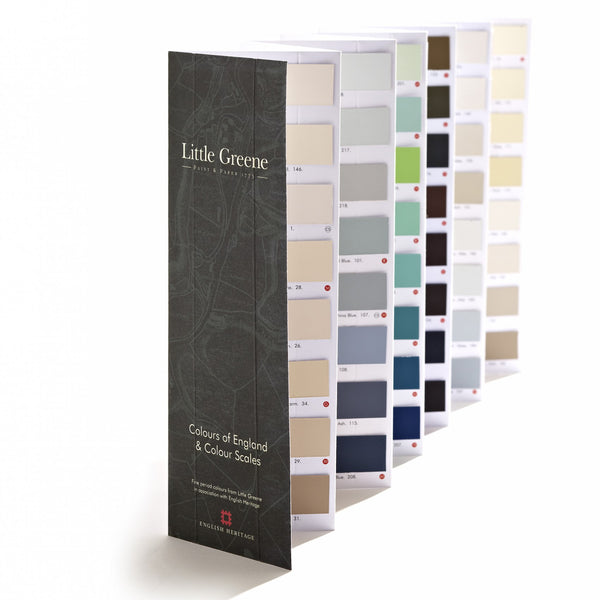 Little Greene Colours of England & Colour Scales