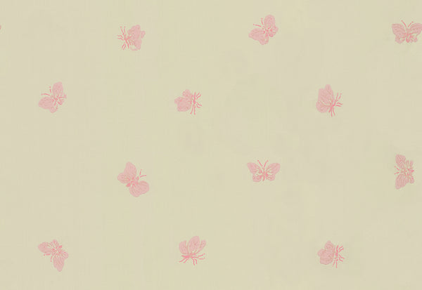 Cole & Son - Whimsical - Peaseblossom 103/10036 Linen & Pink