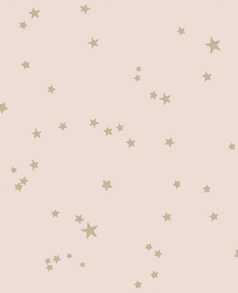 Cole & Son - Whimsical - Stars 103/3015 Pink & Gold