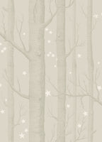 Cole & Son - Whimsical - Woods & Stars 103/11048 Grey