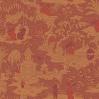 Cole & Son - Archive Anthology - Chinese Toile 100/8041 red