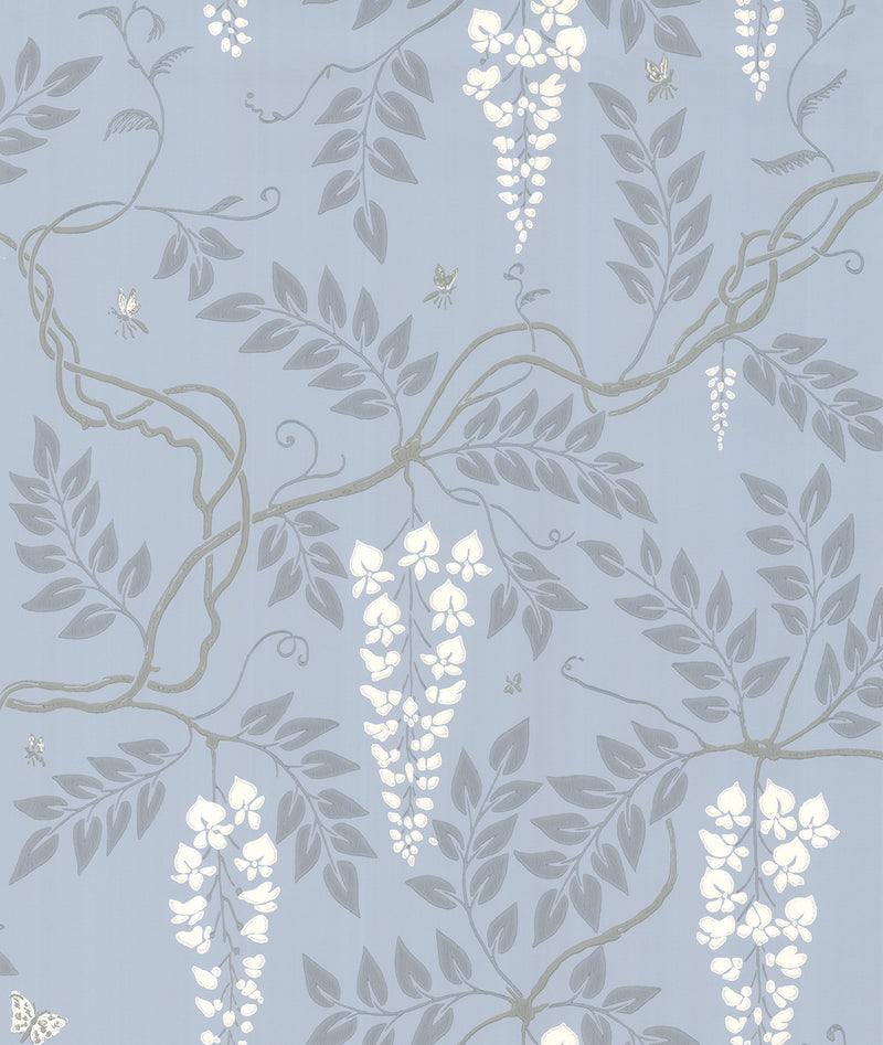 Cole & Son - Archive Anthology - Egerton 100/9043 blue