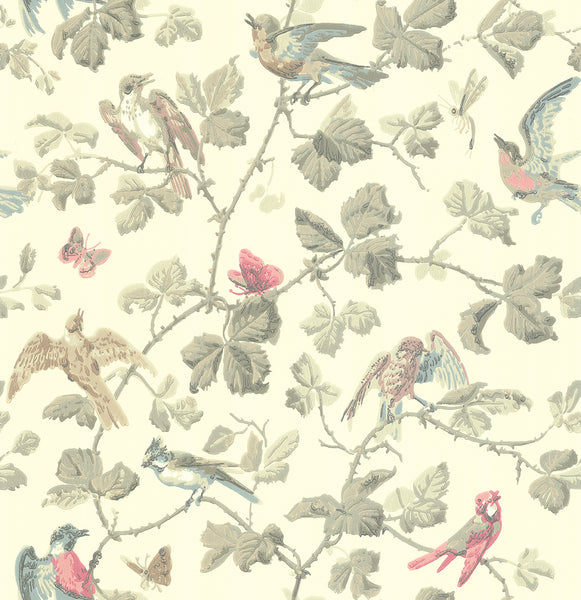 Winter Birds 100/2009 linen