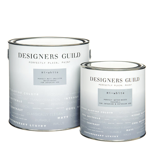 Designers Guild Perfect Water Based Eggshell (All Colours) 1L/2.5L/5L