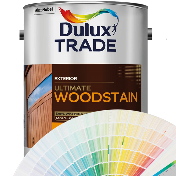 Dulux Trade Ultimate Woodstain (Exterior) (All Colours)