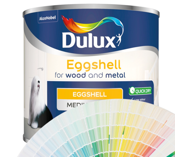 Dulux Retail Eggshell (All Colours)