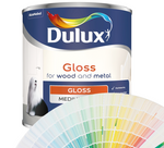 Dulux Retail Gloss (All Colours) 500ml/1L/2.5L