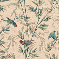 Little Greene - London Wallpapers IV - Great Ormond St - Parchment
