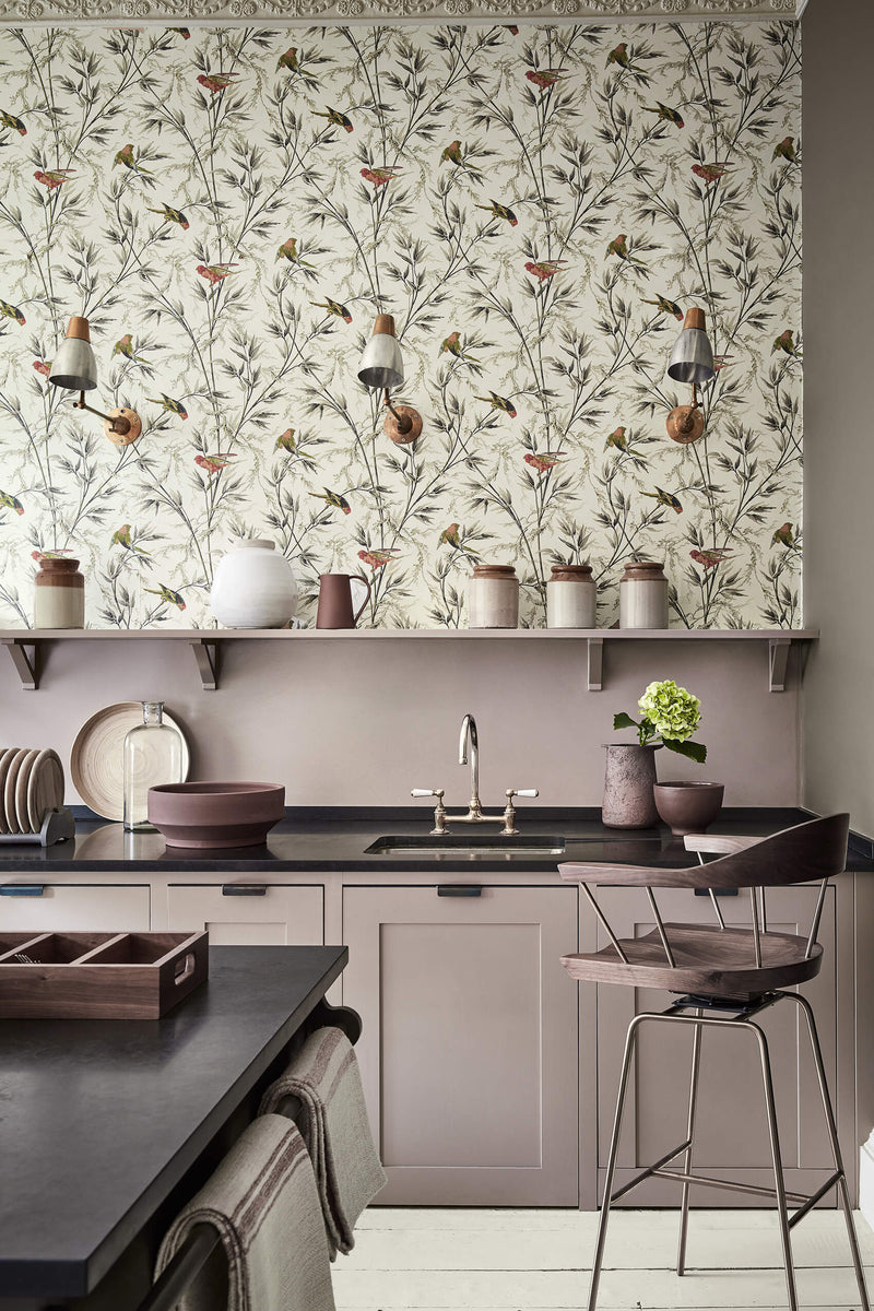 Little Greene - London Wallpapers IV - Great Ormond St - Signature