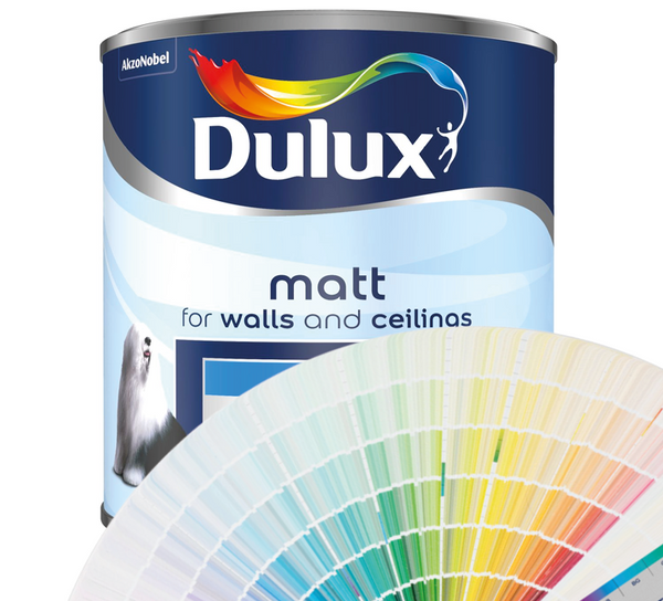 DULUX RETAIL MATT (All Colours)