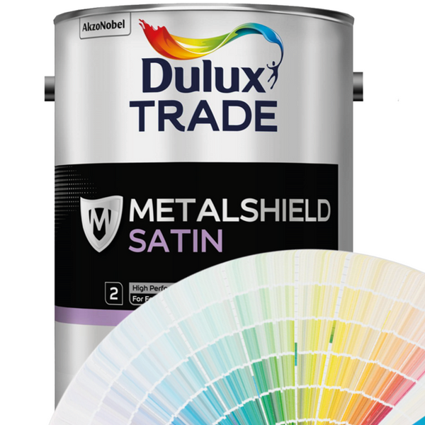 Dulux Trade Metalshield Satin Colours