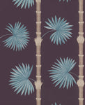 Paint & Paper Library - Botany - HARDY PALM PERSE GREY