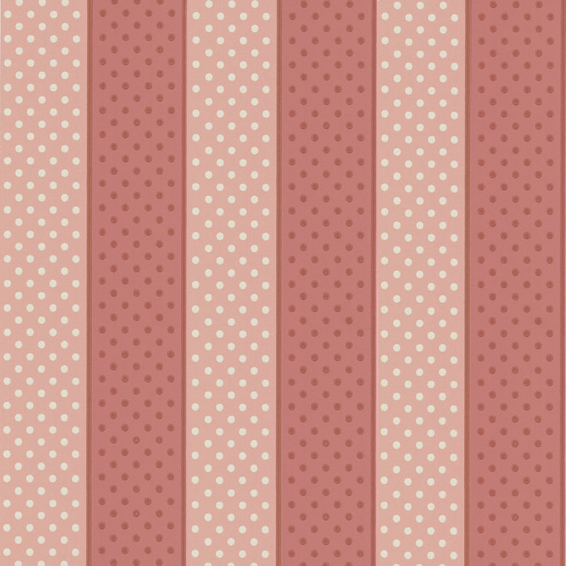 Little Greene - Painted Papers - Paint Spot - Strawberry Cream