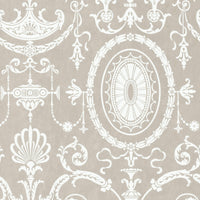 Little Greene - London Wallpapers IV - Pall Mall - Scholar