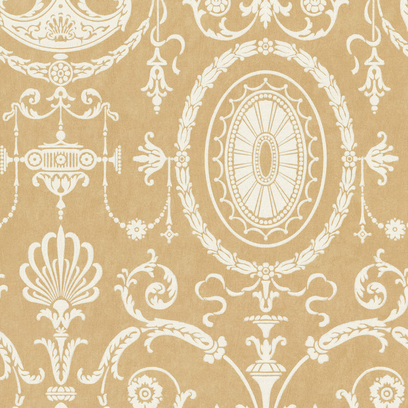 Little Greene - London Wallpapers IV - Pall Mall - Vermeer