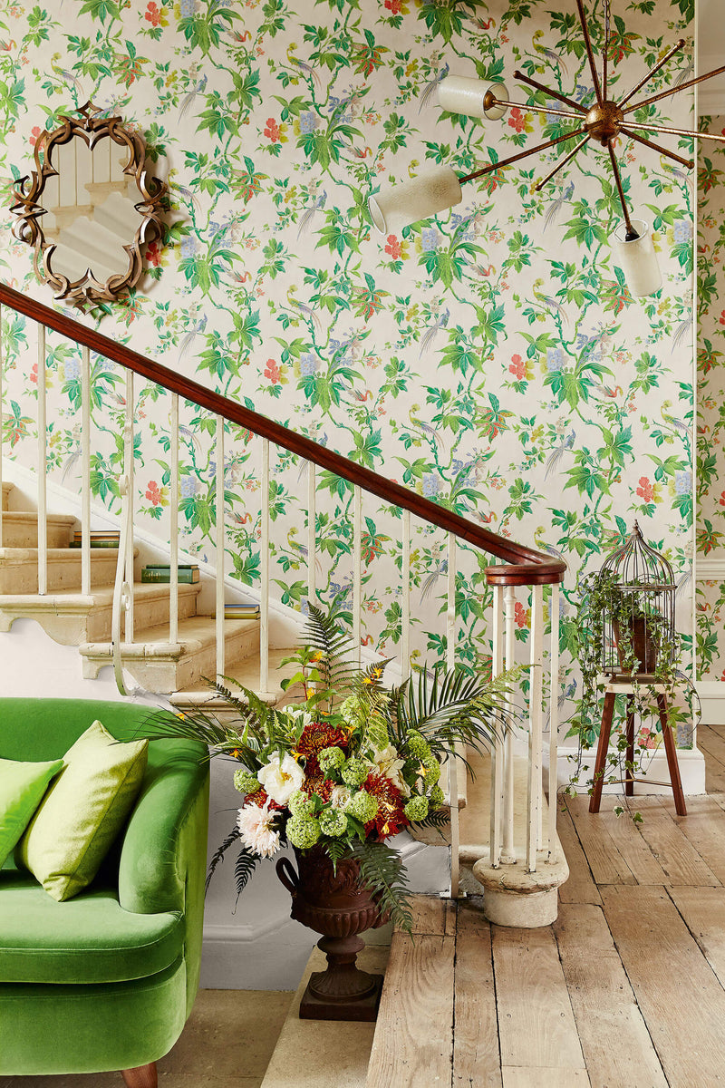 Little Greene - Archive Trails - Paradise - Feather