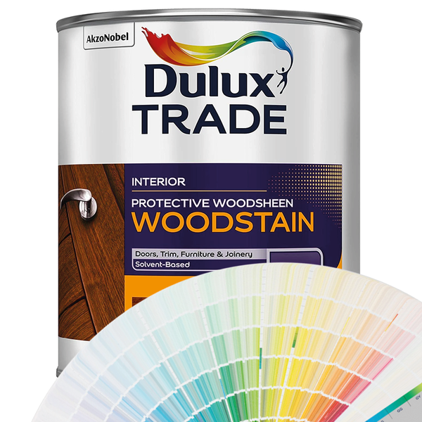 Dulux Trade Protective Woodsheen (Woodcare Colours)