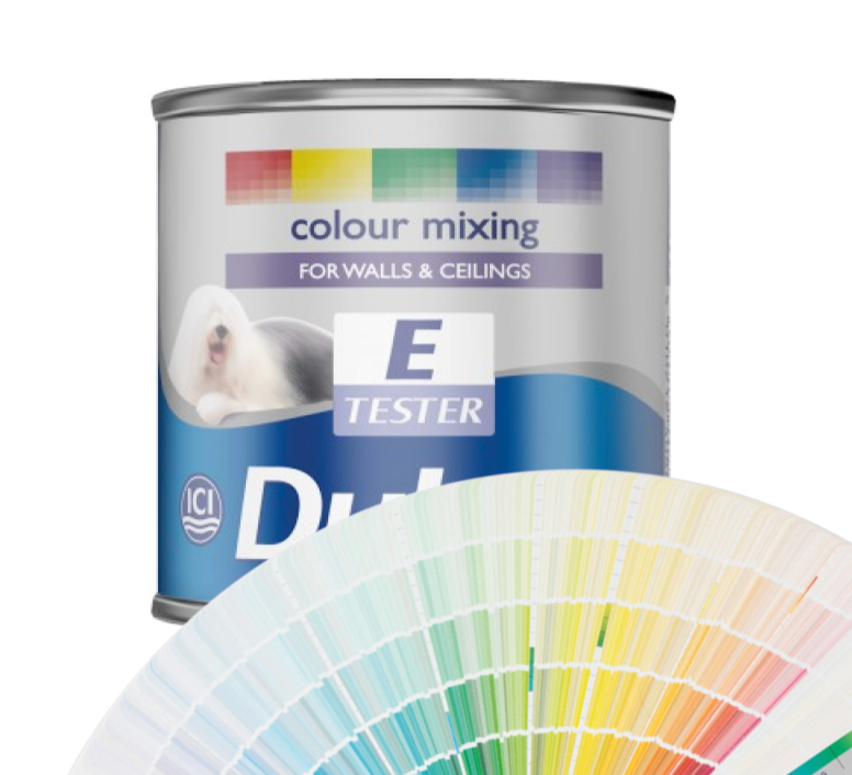 Dulux Retail Colour Sample 250ml