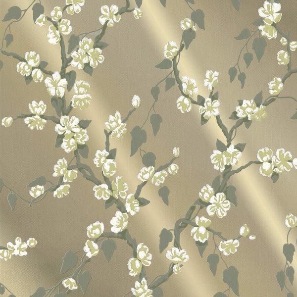 Little Greene - Archive Trails - Sakura - Metal