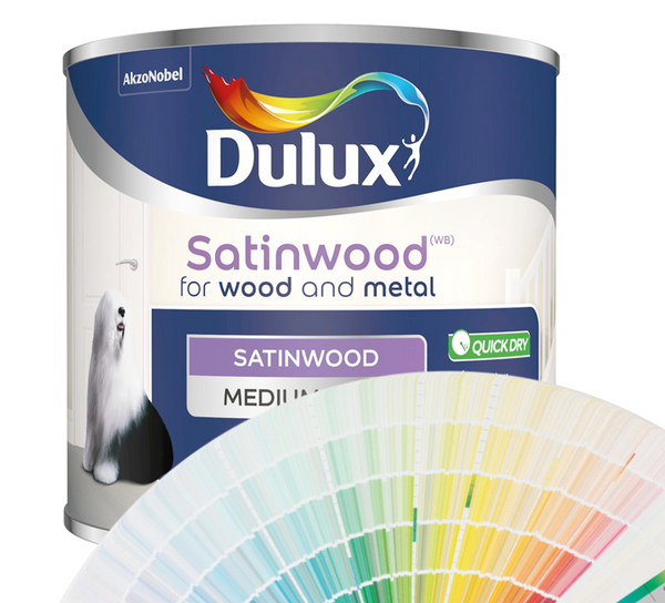 Dulux Retail Satinwood (All Colours)