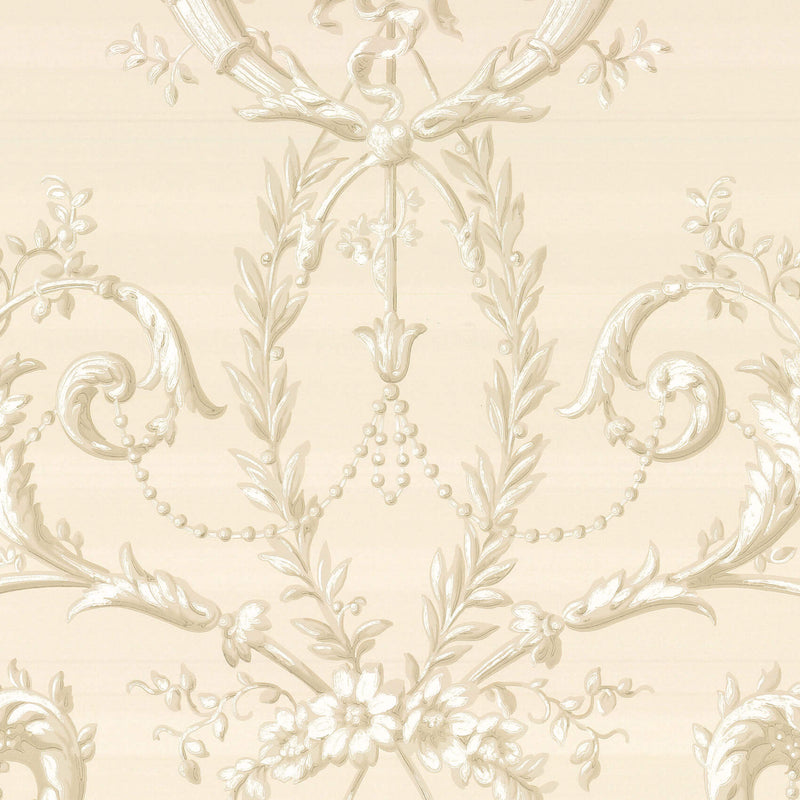 Little Greene - Revolution Papers - Versailles - Dark Pearl