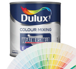 Dulux Retail Weathershield Satin (All Colours)