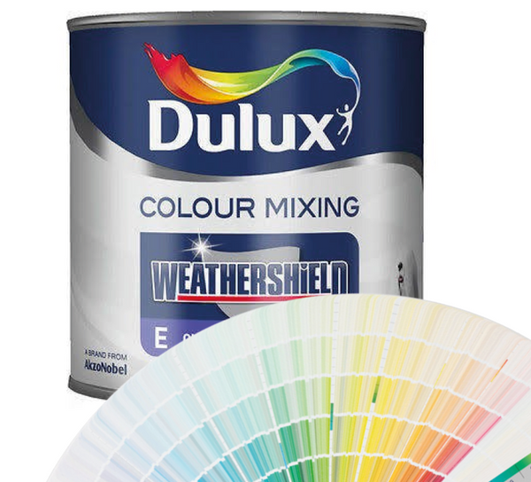 Dulux Retail Weathershield Gloss (All Colours)
