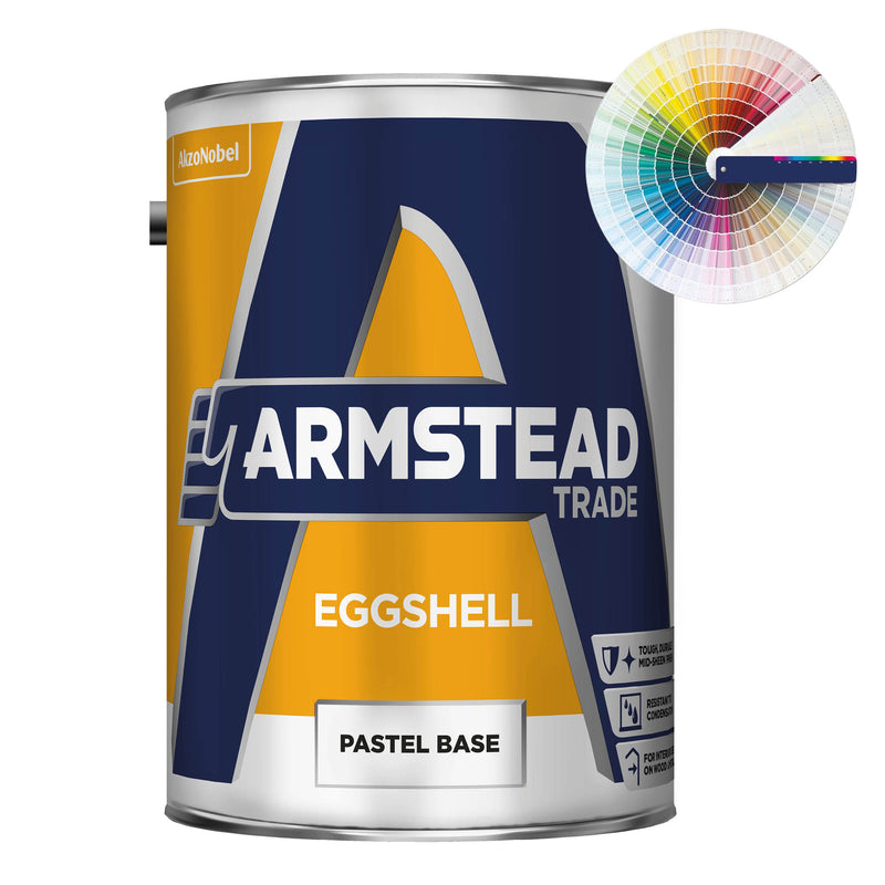 Armstead Trade Eggshell (Armstead Colours) 5L