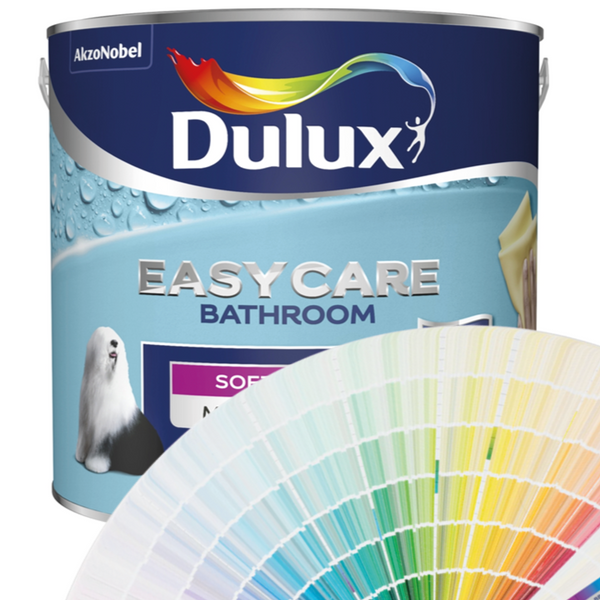 Dulux Retail Easycare Bathroom Soft Sheen (All Colours)