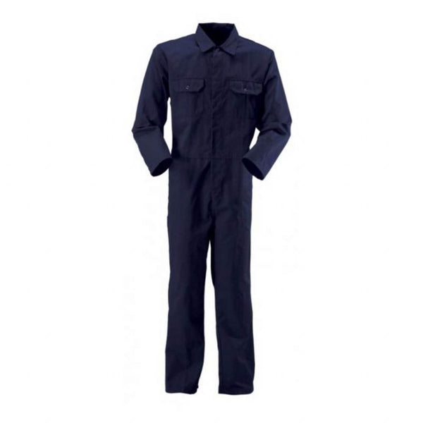 Baratec Blackrock Work Wear Overalls Boilersuit Coverall Polycotton